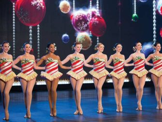 Christmas Season in New York The Rockettes