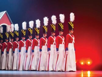 Radio City Christmas Spectacular Tickets Toy Soldiers