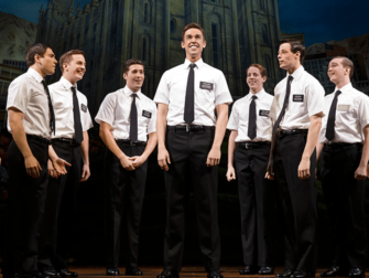 The Book of Mormon on Broadway Tickets Missionaries