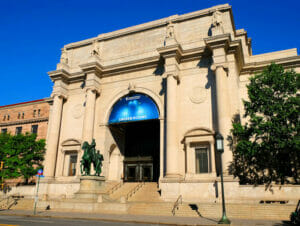 The American Museum of Natural History in New York 1