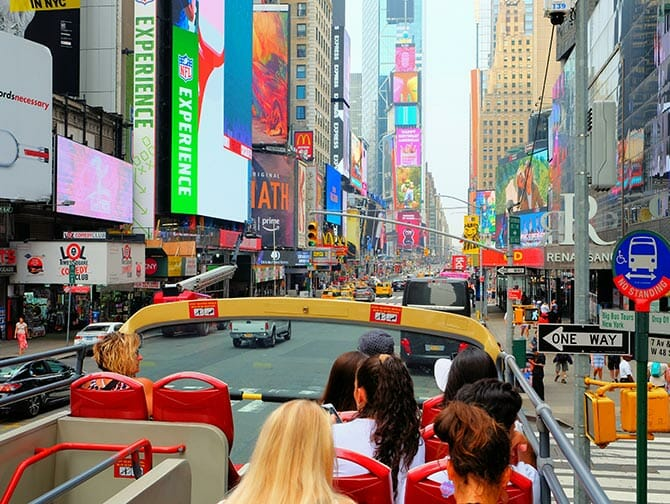 Разница между New York Sightseeing Day Pass и New York Pass